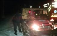 Drumuri închise în Dolj și trenuri anulate din cauza viscolului