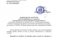 Scrisoare de asteptari SPLDP Dolj